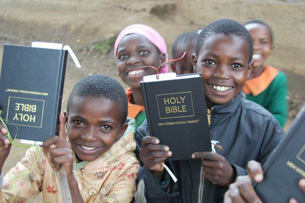 Bible Delivery in Karima!