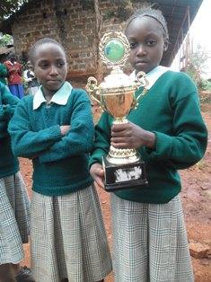 Community Spotlight Wednesday Karogoto, Kenya