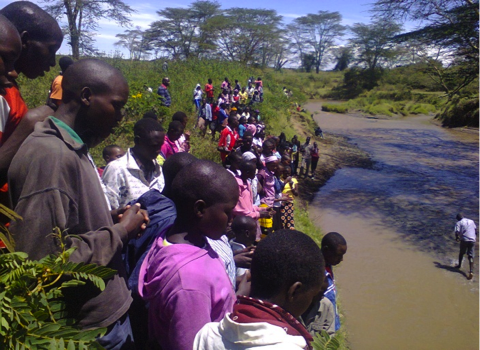 Community Spotlight Wednesday Ereri, Kenya