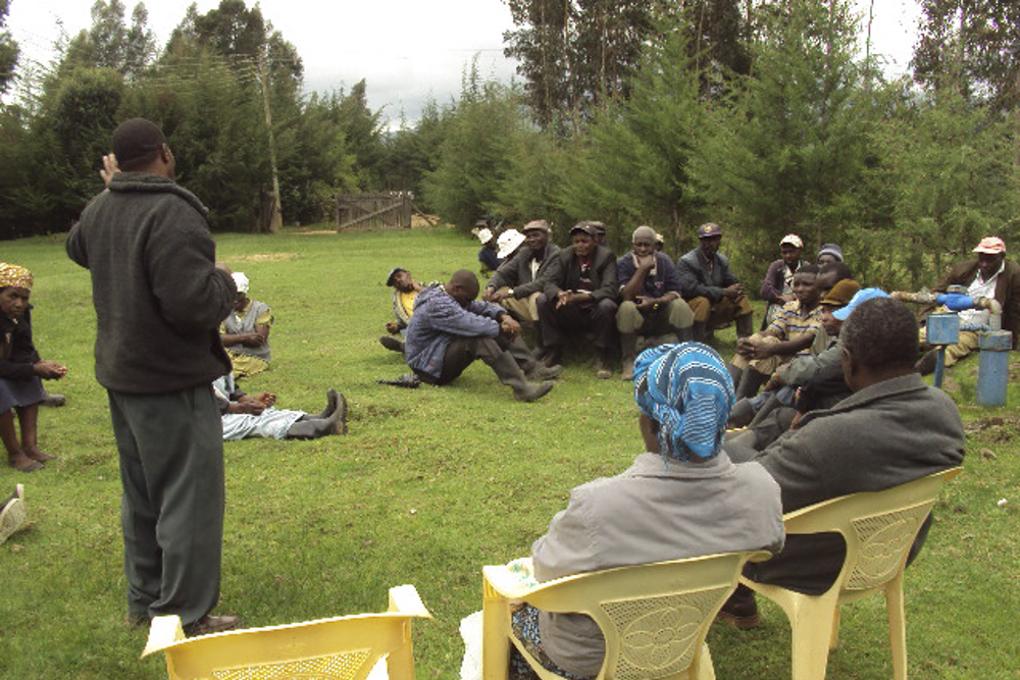 Community Update: KARIMA, Kenya