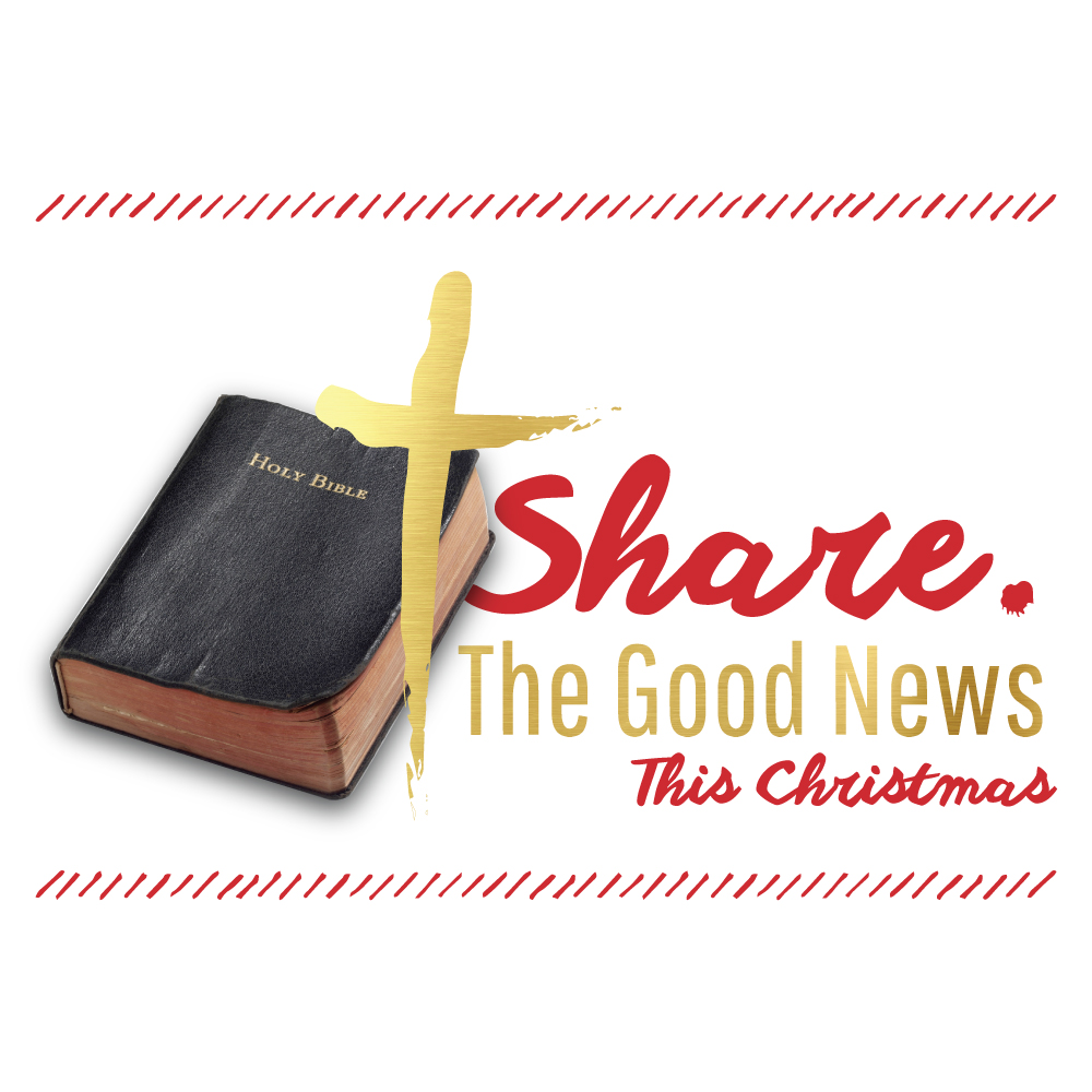 Share the Good News