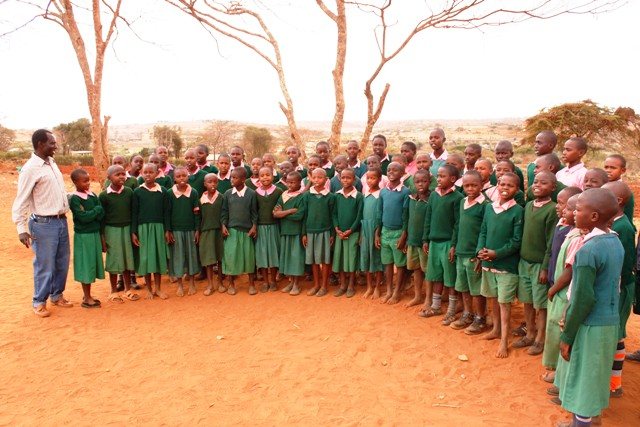 Join an Open Trip to Kenya!
