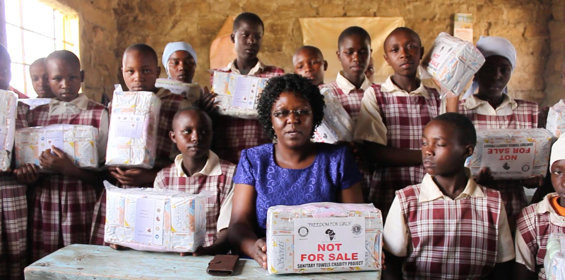 Freedom For Girls :: Ndibai, Kenya
