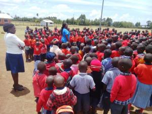 School in Ngaamba