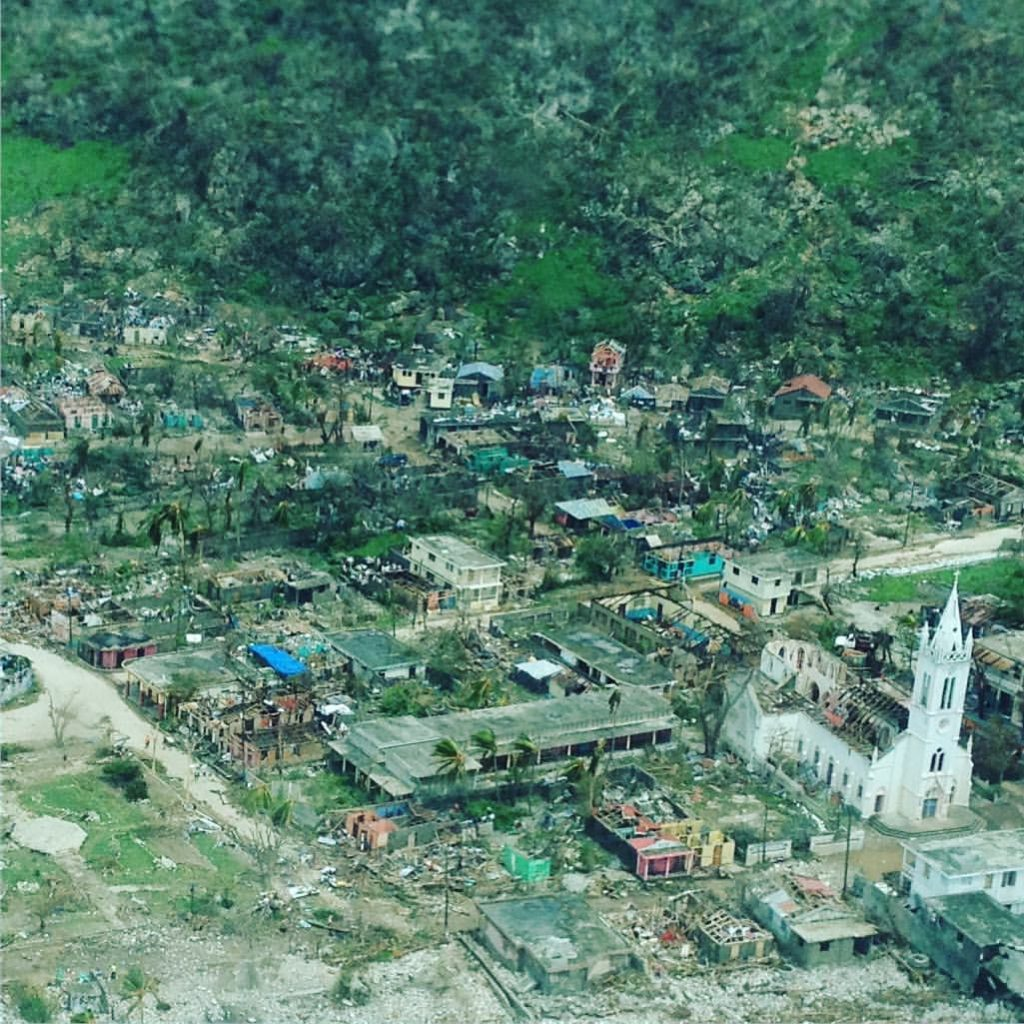 Haiti aftermath