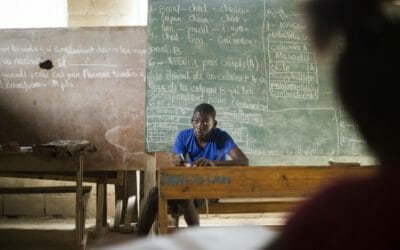 Captivating Photos of School in Developing Communities