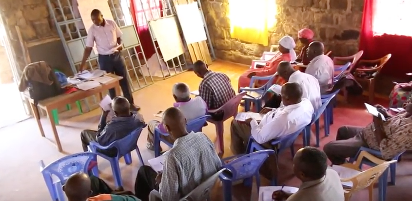 Business Start-up Training impacts young adults in Kahuria!