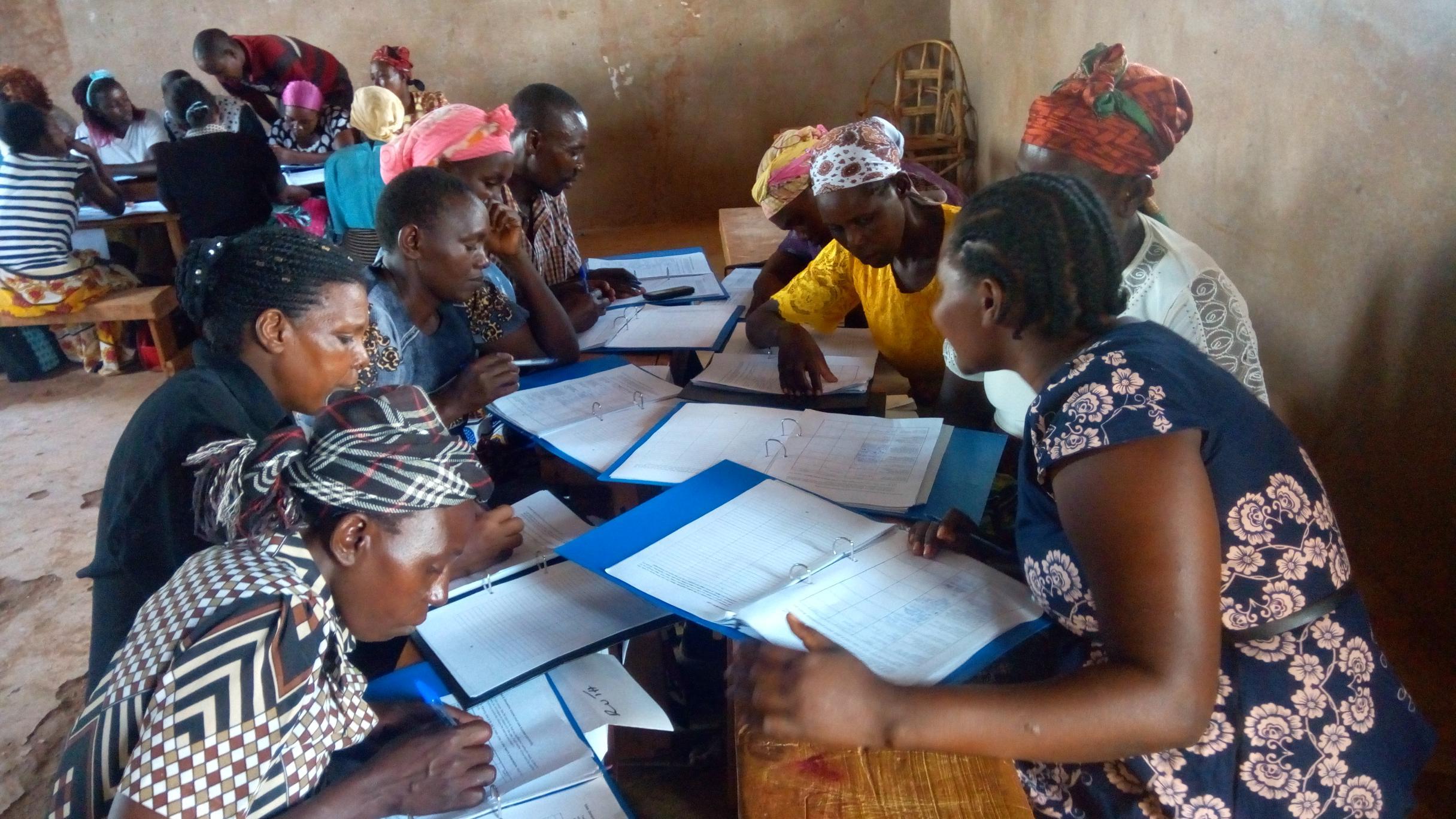 Mivukoni & Mataka benefit from Business Start-up Training!