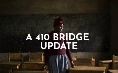April 21st // 410 Bridge COVID-19 Updates