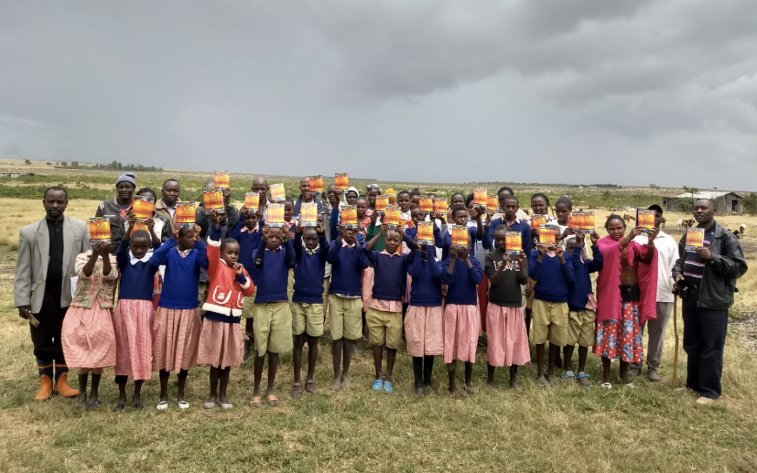 A huge impact on the children of Mutirithia!