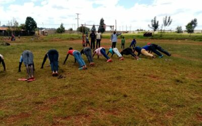 Sports for Secondary School Students