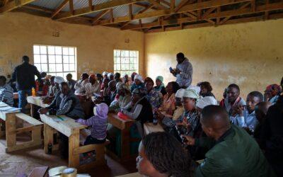 Mugaa Leadership Training sets a solid foundation for development!