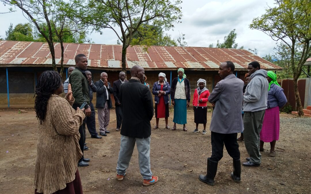 Pastors in Mugaa receive bibles and training