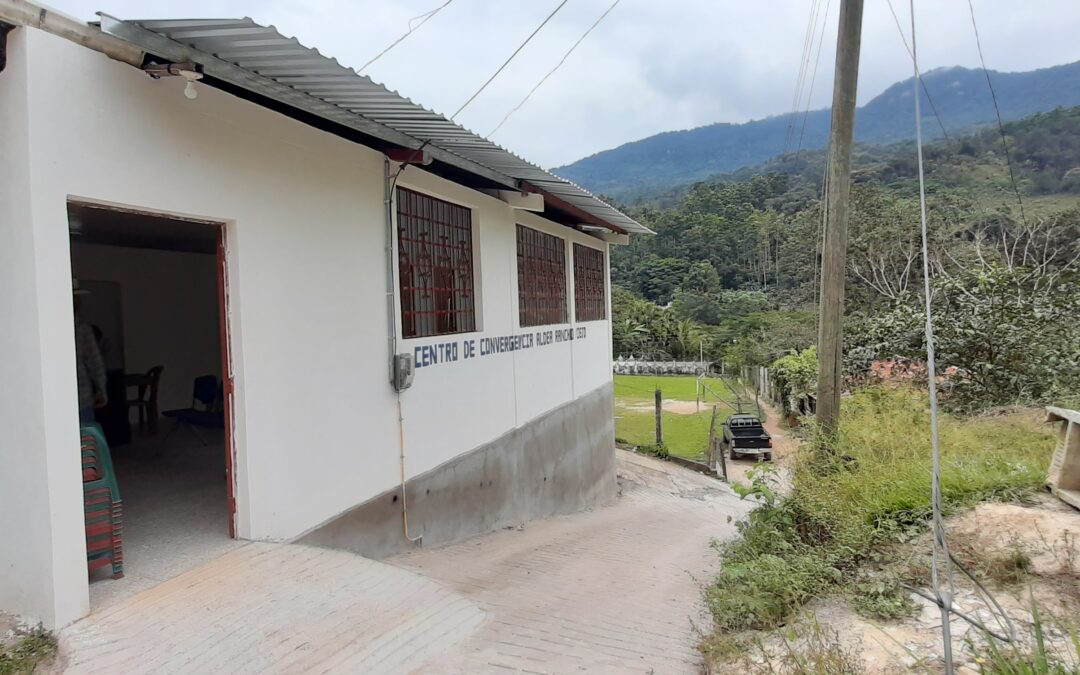 The Rancho Viejo Health Clinic is complete!