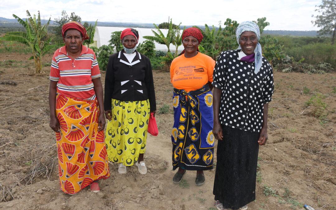 Ndibai water transforms businesses!